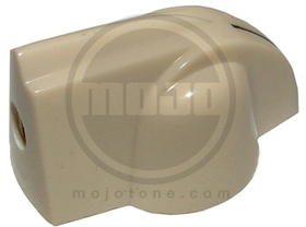 Mojotone Cream Chicken Head Knob