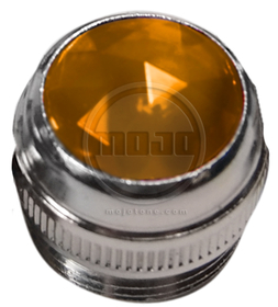 1/2'' Lens Assembly (Amber Jewel)