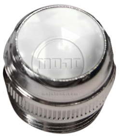 1/2'' Lens Assembly (White Jewel)