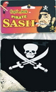 Morris Costumes 10-221 Pirate Jack Waist Sash