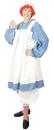 Morris Costumes 12-120 Raggedy Ann Plus Size