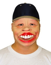 Morris Costumes 15-09BS Fee Ling Yu Mask Only