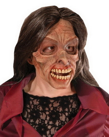 Morris Costumes 80-05BS Mrs Living Dead Latex Mask