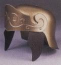 Morris Costumes 95-401 Roman Helmet Gold W No Crest