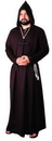 Alexanders Costumes 05BN Robe Monk Quality Brown