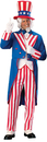 Alexanders Costumes 144XL Uncle Sam Adult X Large