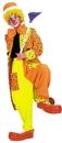 Alexanders Costumes 34MD Dapper Dan Neon Clown Costume
