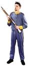 Alexanders Costumes 41LG Confed Enlisted Uniform Large