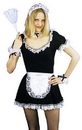 Morris Costumes AB-08 French Maid Set