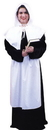 Morris Costumes AC-208LG Pilgrim Lady Large