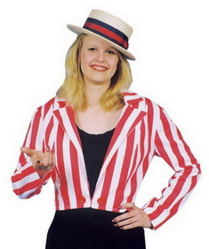 Morris Costumes AC-299MD Eton Jacket Female Sm Md