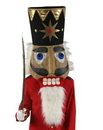 Morris Costumes AD-77SM Nutcracker Head Small