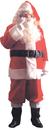 Morris Costumes AE-03 Santa Suit Plsh 5591