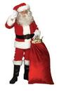 Morris Costumes AE-04XXL Santa Suit Deluxe Xxl