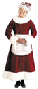 Morris Costumes AE-13SM Santa Dress Long 9 To 11