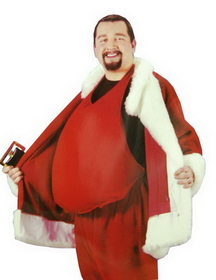 Morris Costumes AE-23 Santa Belly