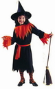 Morris Costumes AF-13LG Wendy The Witch Child Large