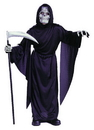 Morris Costumes AF-16LG Horror Robe Child Large