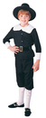 Morris Costumes AF-53MD Pilgrim Boy Medium
