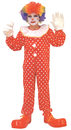 Morris Costumes AF-86MD Clown Dlx Child Medium