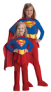 Morris Costumes AF-92LG Supergirl Child Large