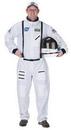 Aeromax Costumes 30 Astronaut Suit Adult White Lg