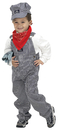 Aeromax Costumes 62MD Train Engineer Size 8-10