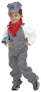 Aeromax Costumes 62SM Train Engineer Size 4-6