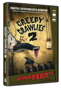 Morris Costumes AT-X0004 Creepy Atmosfearfx Dvd