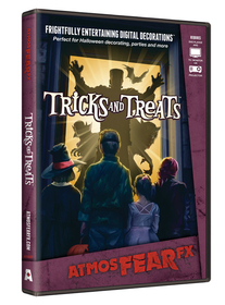 Morris Costumes AT-X0007 Tricks Atmosfearfx Dvd