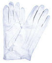 Morris Costumes BA-01 Gloves White