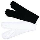 Morris Costumes BA-05WT Gloves Elbow Lgh White 1 Size