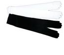 Morris Costumes BA-06BKXL Gloves Shld Lgh Black Xlarge