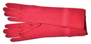 Morris Costumes BA-06RD Gloves Shld Lgh Red 1 Size