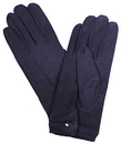 Morris Costumes BA-24 Gloves Nylon W Snap Mens Black