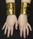 Morris Costumes BB-171 Egyptian Wrist Bands
