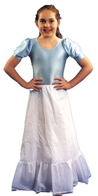 Morris Costumes BB-308 Slip Childs Bouffant Age 7To13