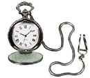 Morris Costumes BB-337 Pocket Watch With Chain Gold