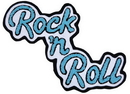 Morris Costumes BB-347 Patch Chenille Rock N Roll