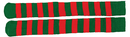 Morris Costumes BB-400 Socks Christmas Red And Green