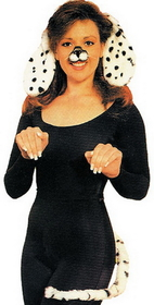 Morris Costumes BB-468 Dalmation Kit