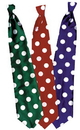 Morris Costumes BB-46BU Tie Long Clown Blue
