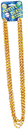 Morris Costumes BB-489 Beads 33In 7 1/2Mm Gold
