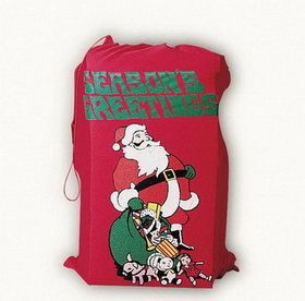 Morris Costumes BB-54 Santas Toy Bag