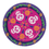 Morris Costumes BG-00939 Day Of The Dead Plates