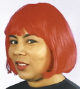 Morris Costumes CA-02RD Cindy Wig Red