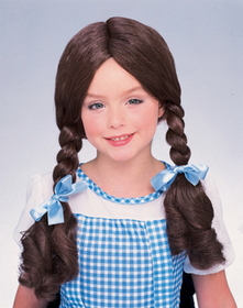 Morris Costumes CA-130 Dorothy Wig Child And Adult