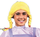 Morris Costumes CA-77 Wig Dutch Girl Blonde
