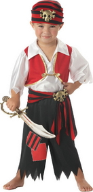 California Costumes CC-00051M Matey Ahoy Toddler 3-4T