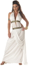 California Costumes CC-01068MD Spartan Queen Women Md 8-10